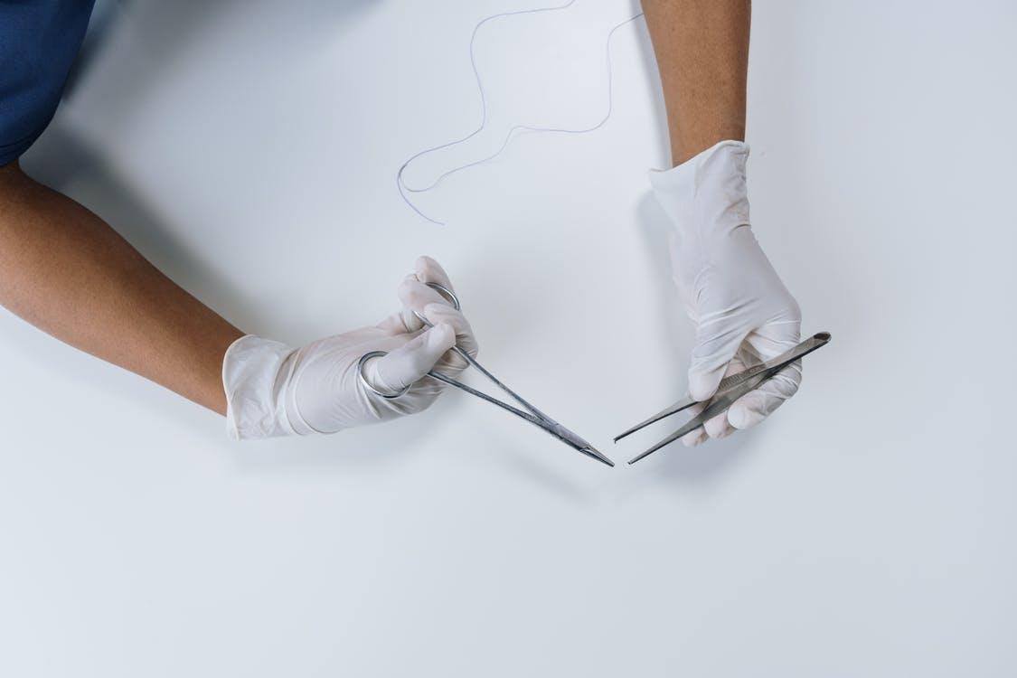 Инструменты для ручного шва